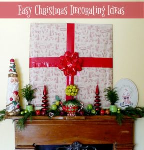 Easy Christmas Decorating Ideas From Christmas Past