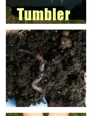 DIY Compost Tumbler Tutorial