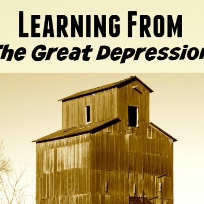 Lessons from the Great Depressions