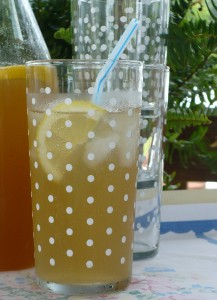 A Summer Sipper  – Haymaker's Punch