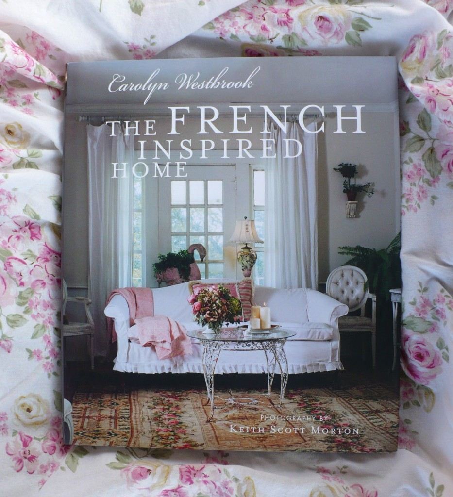 book give away - the french inspired home - a cultivated nest