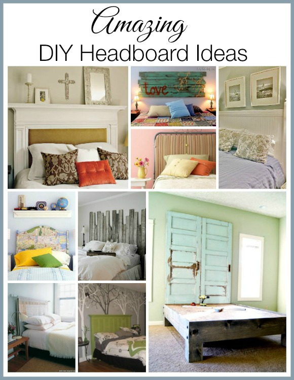 Interesting Headboard Ideas Part - 43: Amazing DIY Headboard Ideas