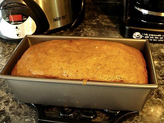 bread baked in a crockpot