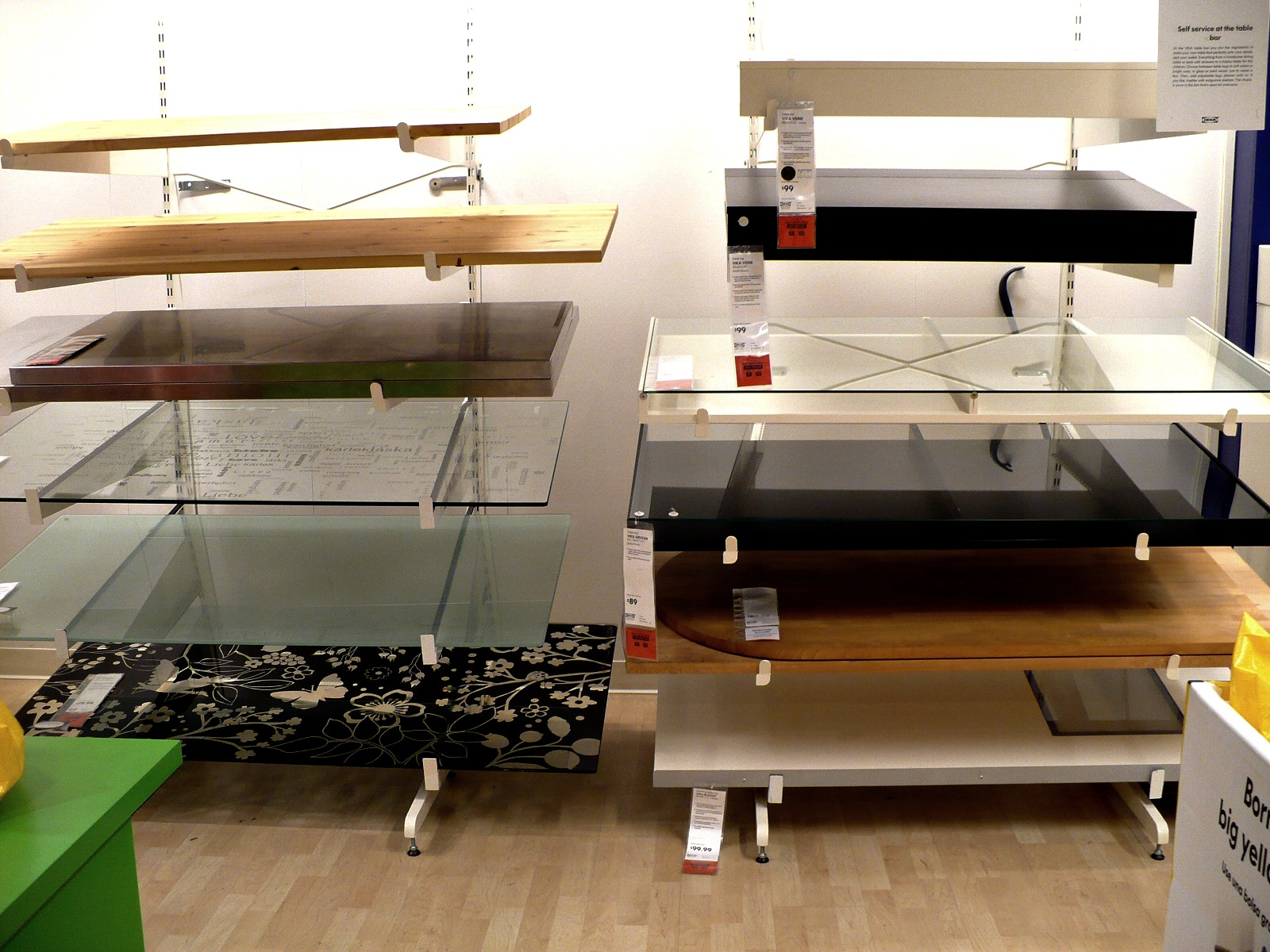 Desk Tops Available At Ikea