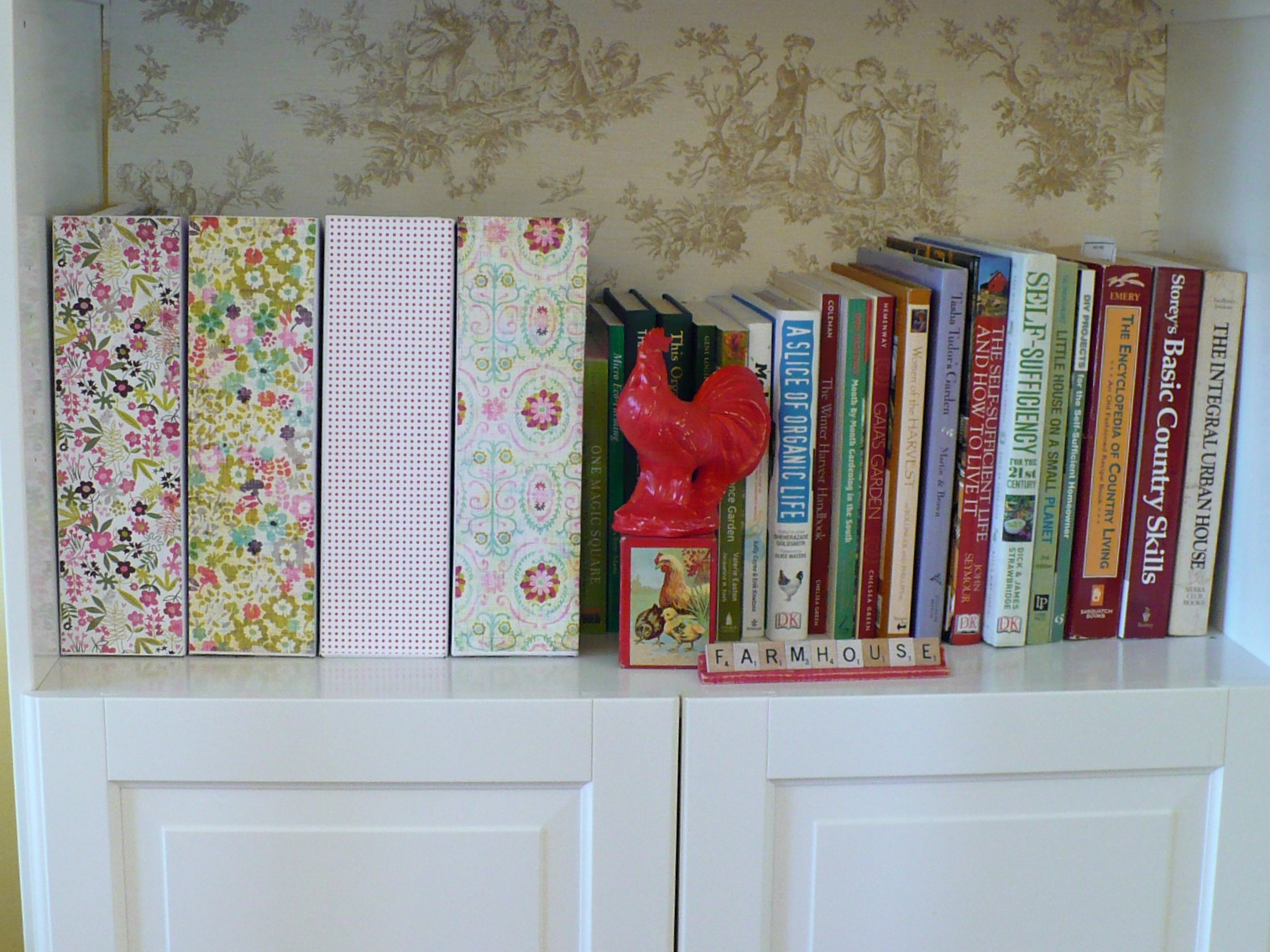 Diy pretty magazine storage boxes for Diy magazine box