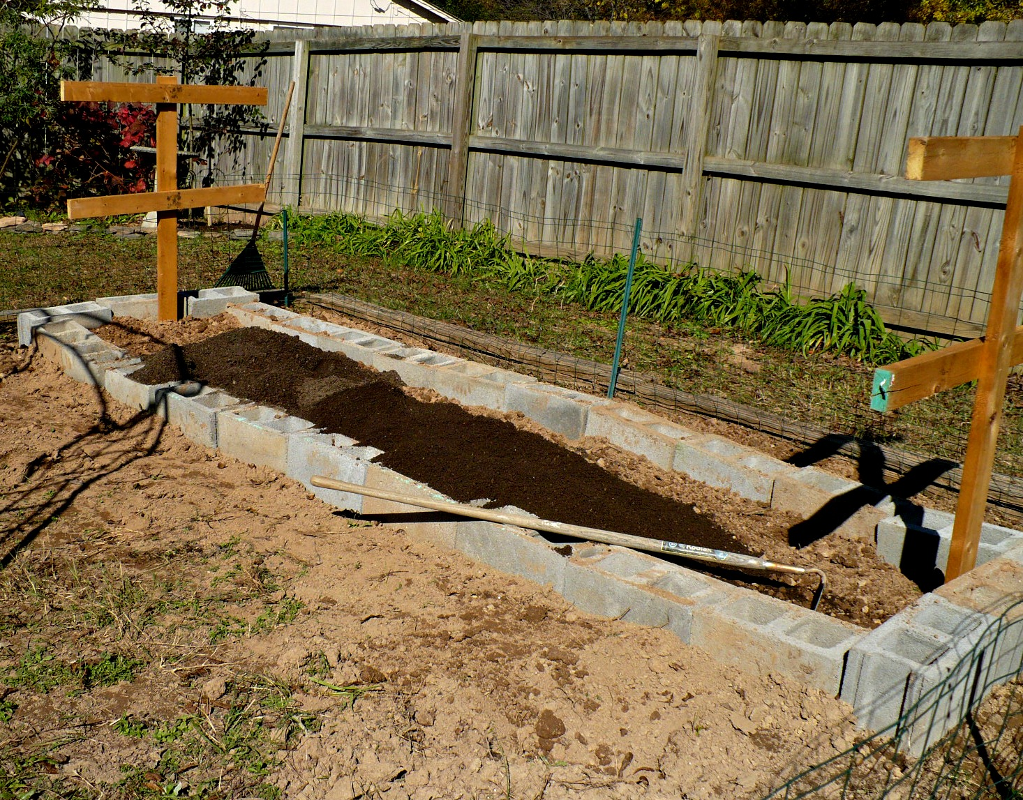 How To Build A Raised Bed A Cultivated Nest