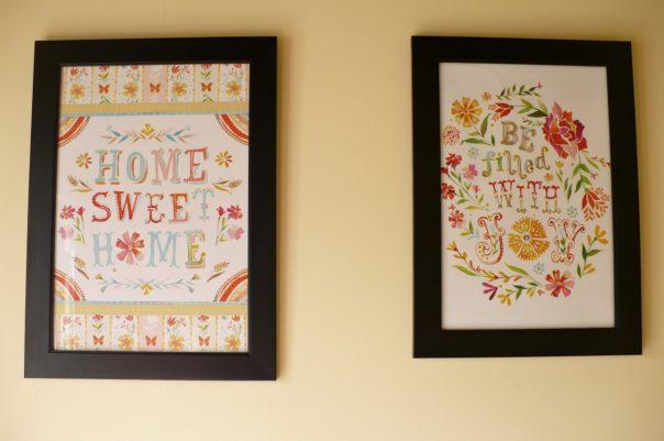 katie daisy typography art