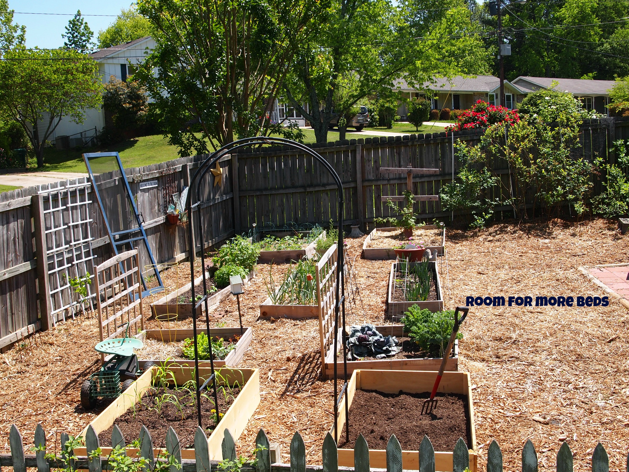 What will my garden grow a cultivated nest for French vegetable garden design