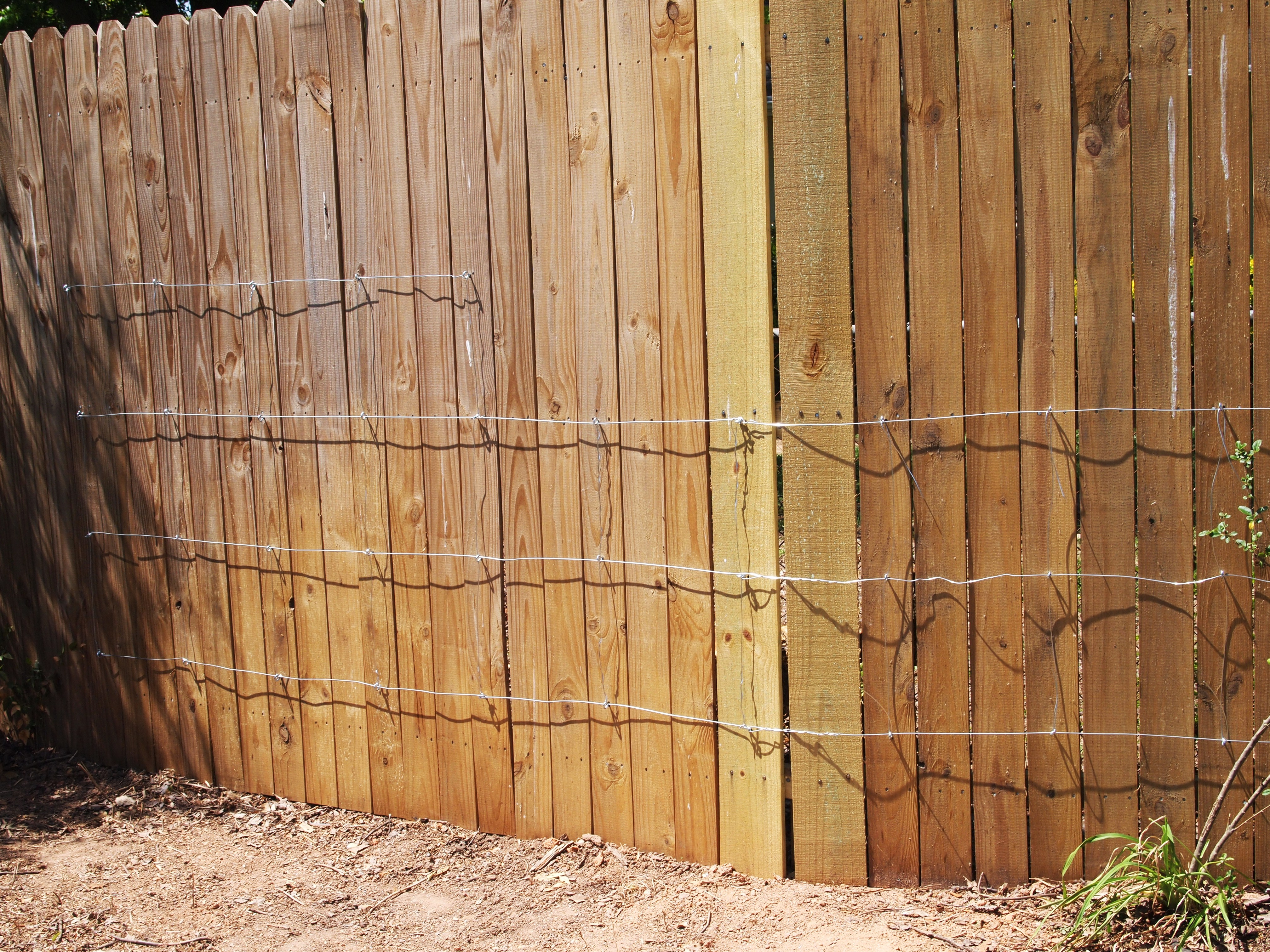 Diy trellis make a trellis out of wire a cultivated nest How to build a trellis