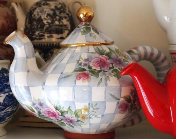 Mackenzie Childs teapot