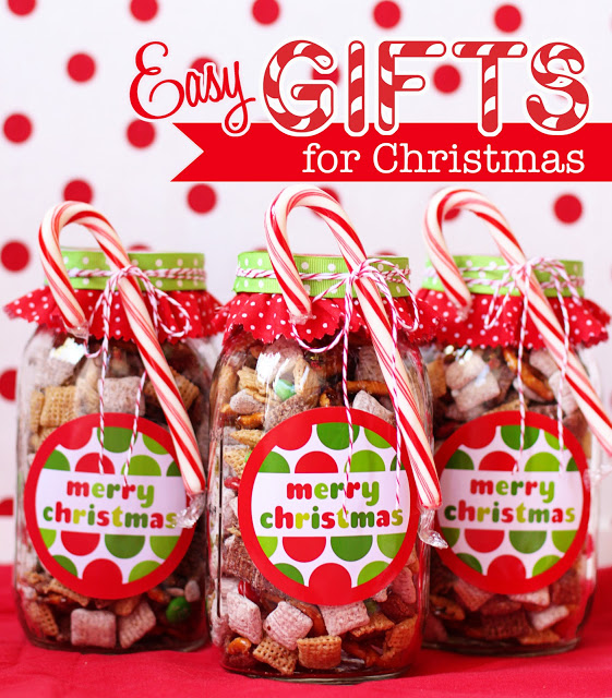 10 homemade gifts in jar - Homemade Gifts For Christmas