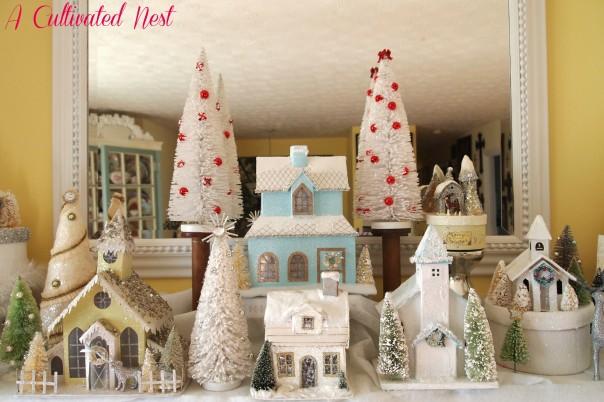 glitter house village