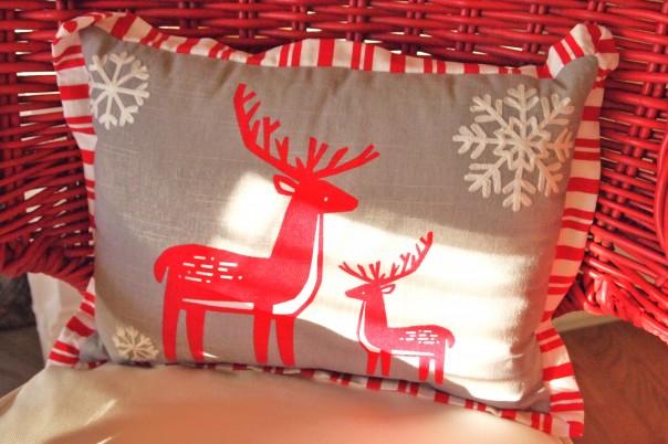 Target Christmas Pillow