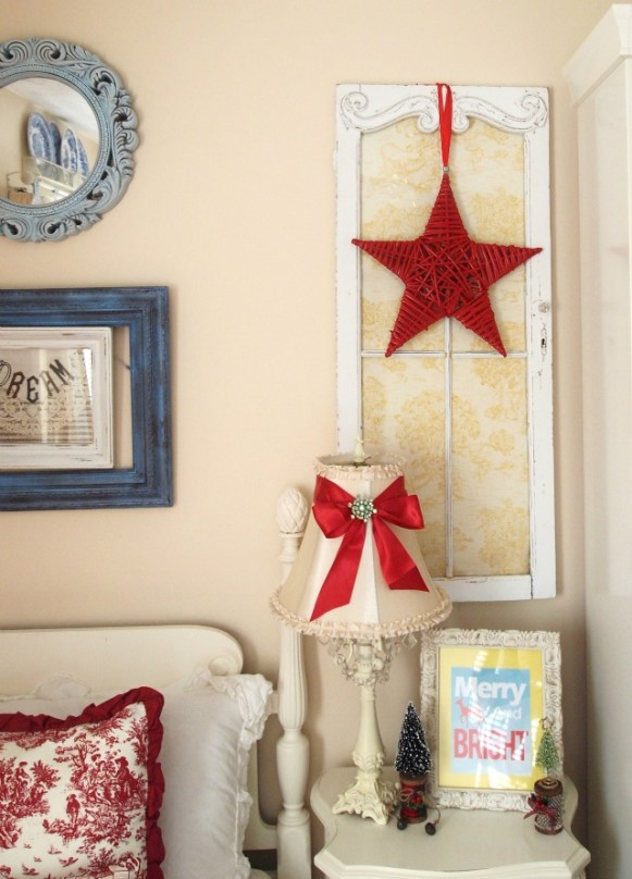 christmas decorations_red_star