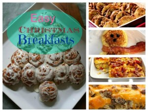 Easy Breakfasts for Christmas Day