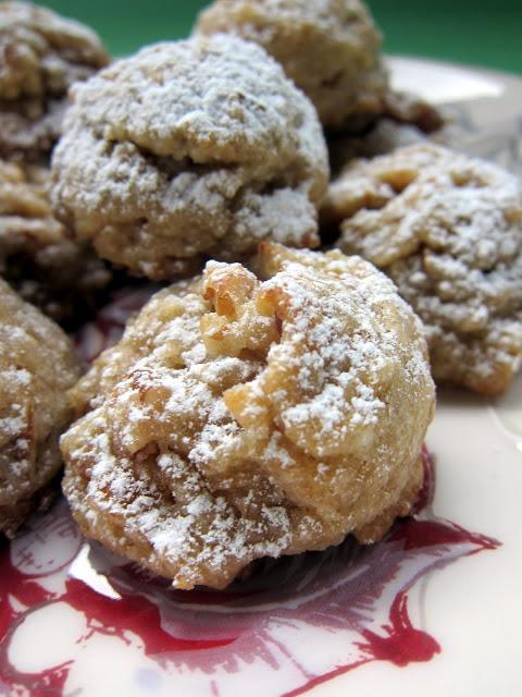 Praline Christmas Cookeis