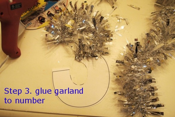 ACultivatedNest.com: Step 3 DIY Garland