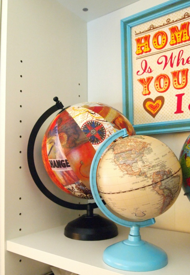 altered globe