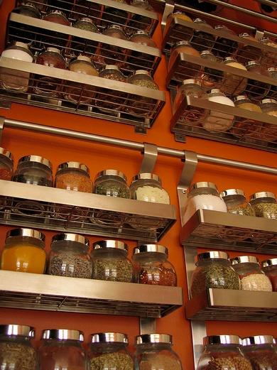 ikea spice storage