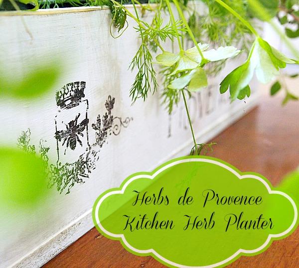 Kitchen Herb Planter