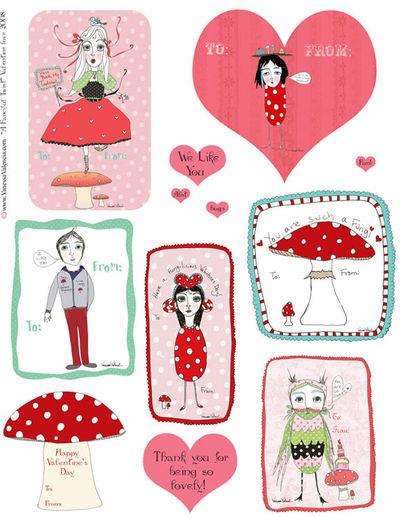 14 Valentine's Day Printables | free printable valentine's day cards
