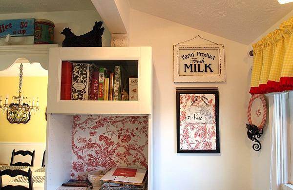 fresh milk farmhouse sign