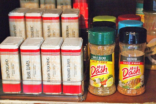 Mrs. Dash Spices