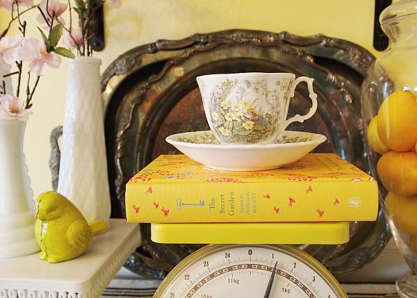 Brambly Hedge teacup