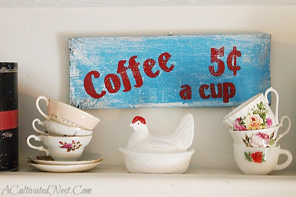 diy hand painted sign tutorial