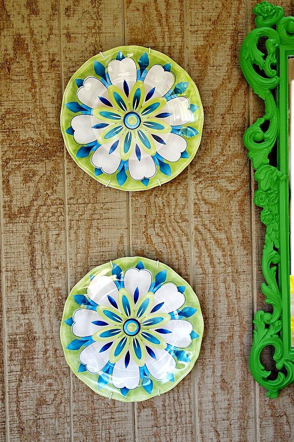 Storehouse melamine plates