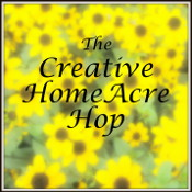 Creative HomeAcre Blog Hop3 {Featured On}