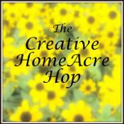 creative homemaking blog hop