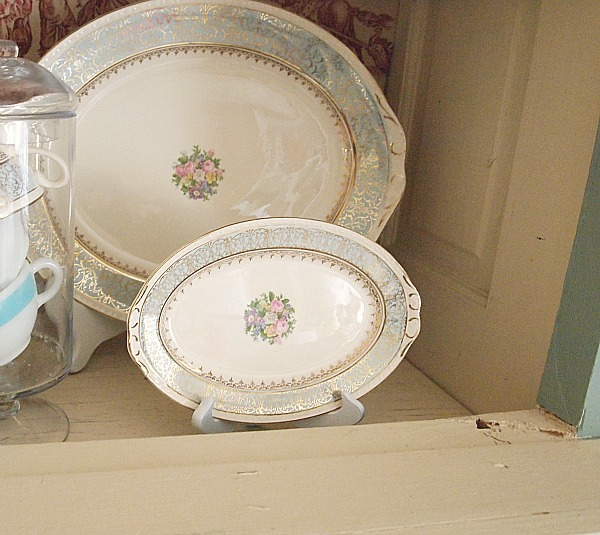 homer laughlin platters