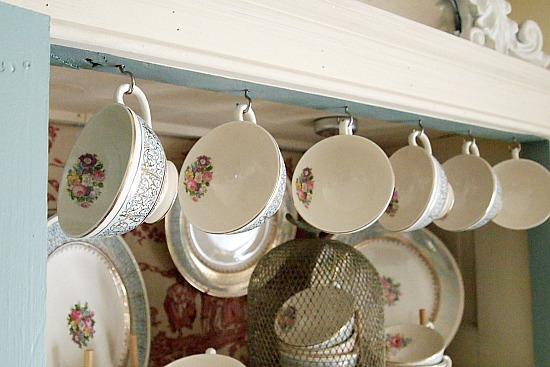 Homer Laughlin Tea Cups