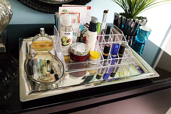 makeup organizer from TJMaxx