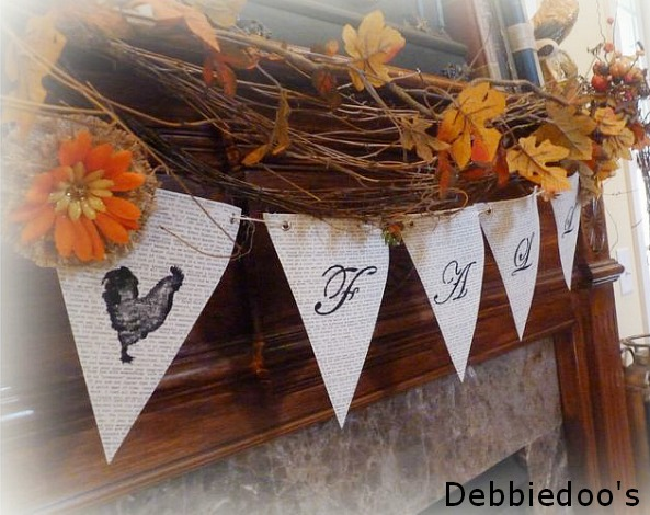 Here are some easy to do, budget friendly, DIY fall decorating ideas that will hopefully give you some inspiration for your fall decor.