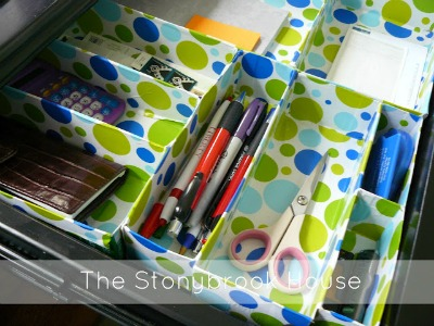 Creative & Inexpensive Organizing Ideas - A great collection of home organizing ideas! You'll be amazed at what you can repurpose to organize your home instead of spending tons of money for storage containers! | organizing, organize your home, DIY organization