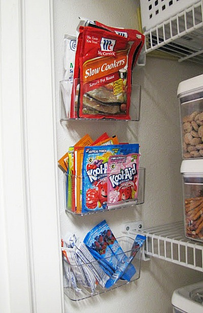 Creative & Inexpensive Organizing Ideas - You'll be amazed at what you can repurpose to organize your home instead of spending tons of money!| #ACultivatedNest
