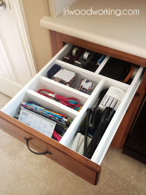 Sometimes the most disorganized area of a home is also the smallest. I'm talking about the junk drawer! Here are some great junk drawer organization ideas.