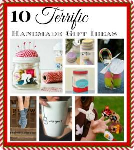 A Homemade Christmas – Gifts You Can Make #1