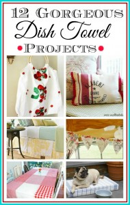 12 Gorgeous Projects Made With Towels