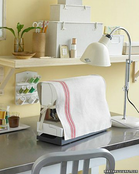 tea towel sewing machine cover