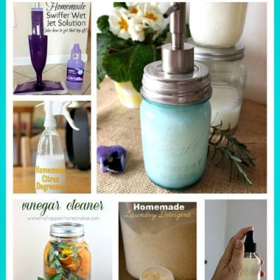 15 natural household cleaners you can make your self