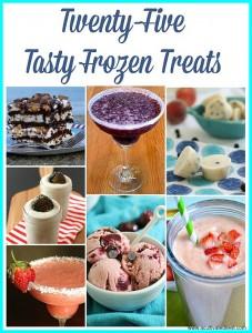 25 Tasty Frozen Treats