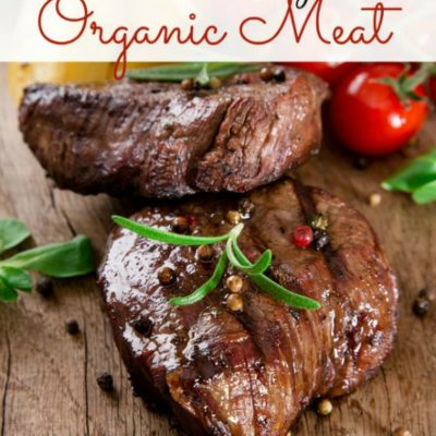 Great tips for saving money on organic meat