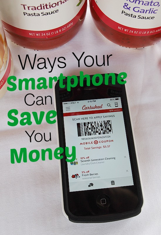 7 ways your smartphone can save you money