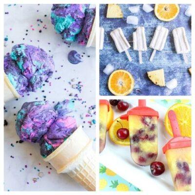 20 Yummy Sweet Summer Treats