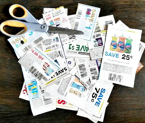 Couponing-how to get started
