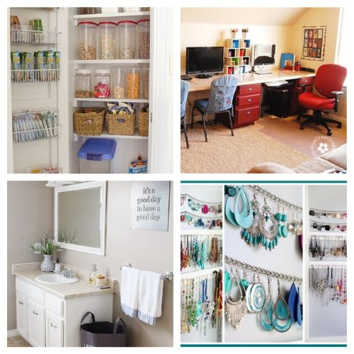 10 Household Organizational Tips You Need To Know - These Household Organization Tips you need to know will help you get your home in order. You'll love how amazing it feels to be organized! | #ACultivatedNest