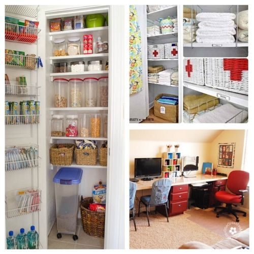 10 Household Organizational Tips You Need To Know- If you want to get your home organized, you need to know these genius household organizational tips! They'll help you get your whole home organized easily! | #organizingTips #homeOrganization #organize #organization #ACultivatedNest